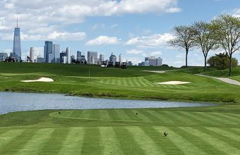 The history of Liberty National Golf Club
