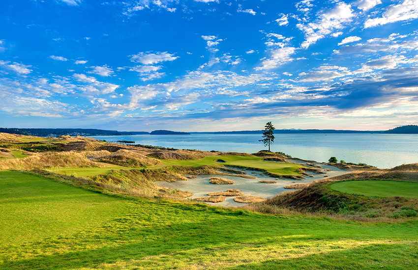 The best summer golf courses in the United States to play