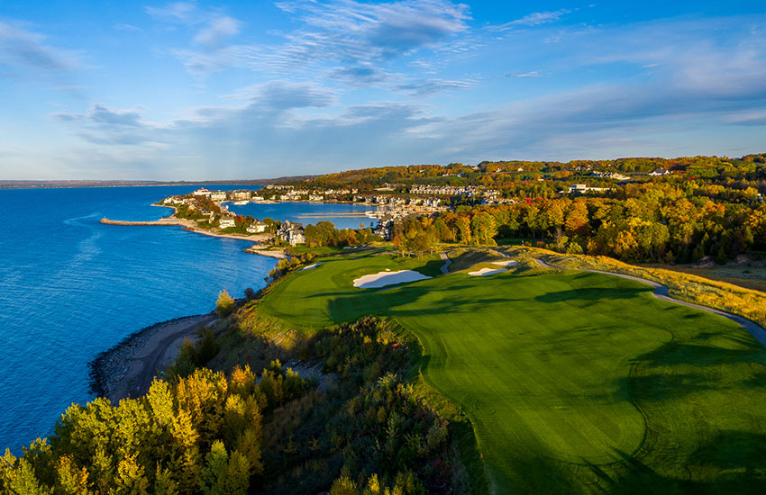 The ultimate fall golf destination to visit and play this seasons